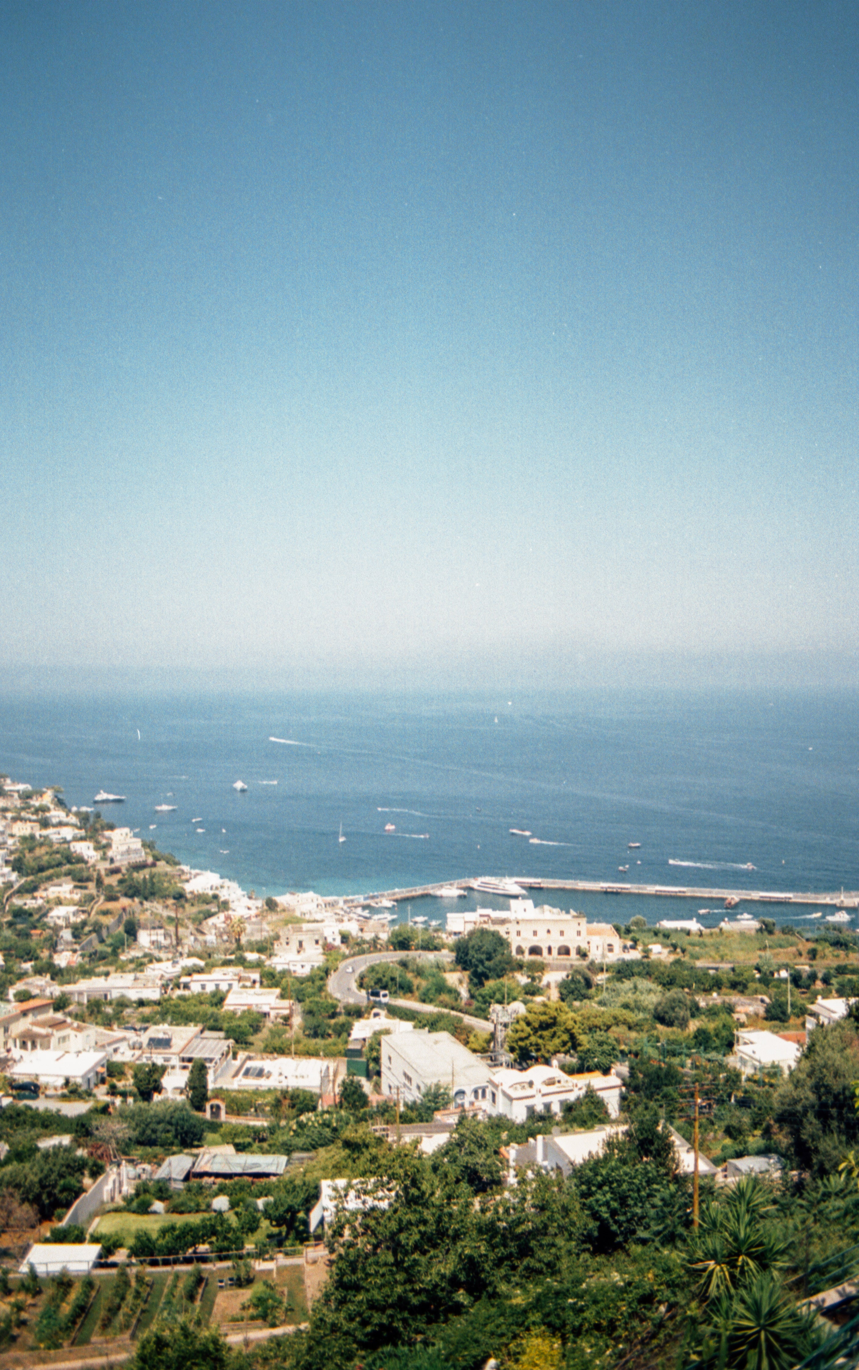 Capri by Roxane Diamand in A Day In The Life...Part III by Les Belles Heures