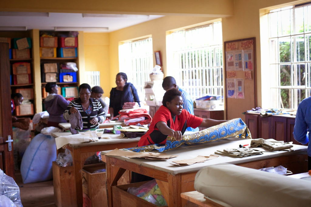 Fair Trade Month: Filling Homes & Hearts with Peace