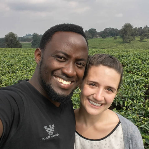 lydia and joel for kenyan love story blog