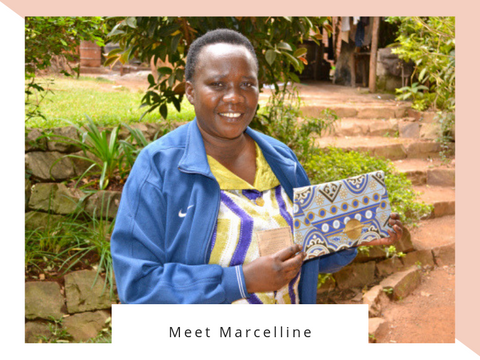meet marcelline photo and link to blog