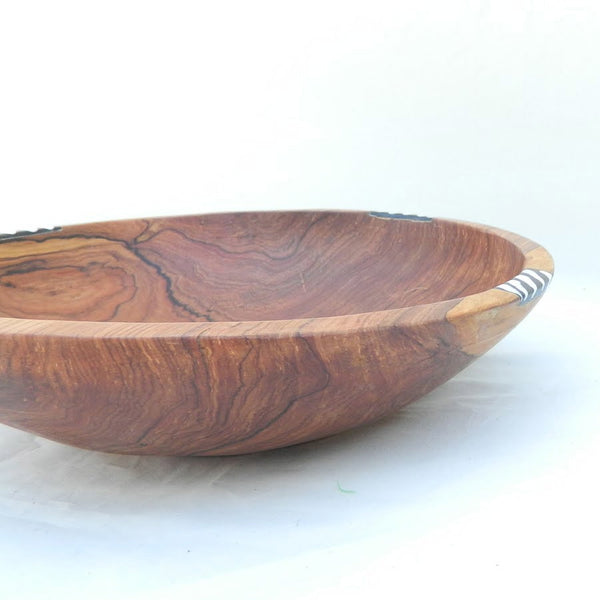African OliveWood Bowl