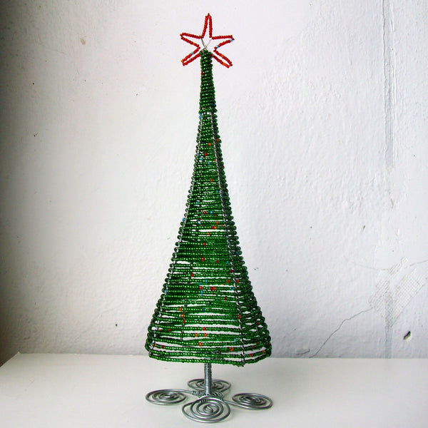 Beaded Christmas Tree & Gifts