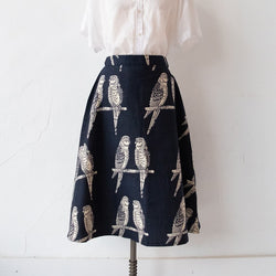 Classic A-line Skirt - Kenyan materials and design for a fair trade boutique