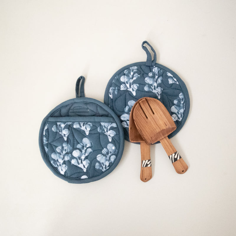 Pie Mitt & Spoon Set