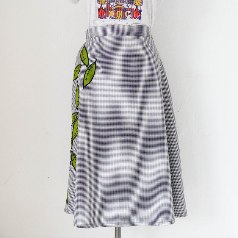 Pamba Poodle Skirt - Kenyan materials and design for a fair trade boutique
