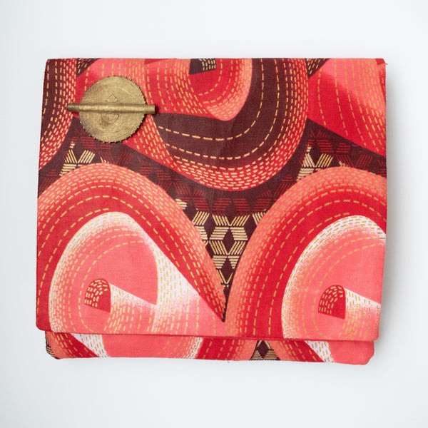 Dukor Clutch - Kenyan materials and design for a fair trade boutique