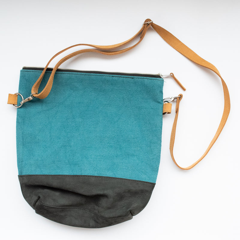 Safari Tri-Bag - Kenyan materials and design for a fair trade boutique