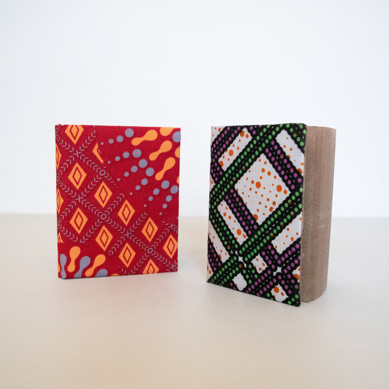 Kitenge Covered Journal