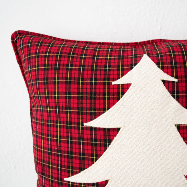 Maasai Christmas Tree Pillow