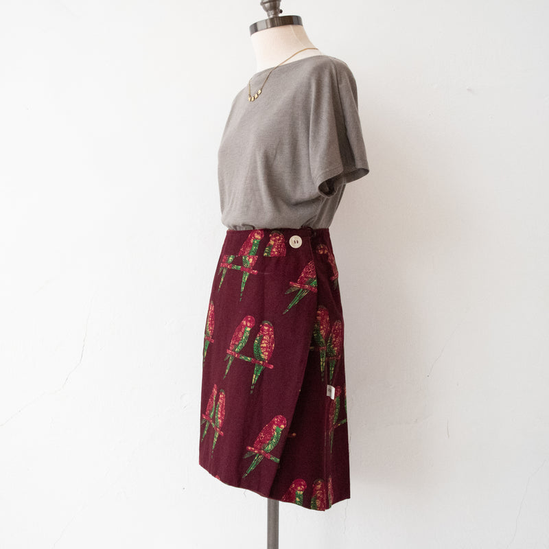 Simple Wrap Skirt