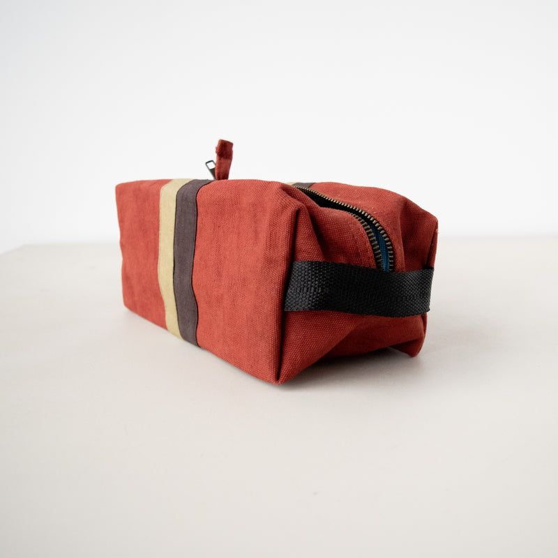 Canvas Travel Case