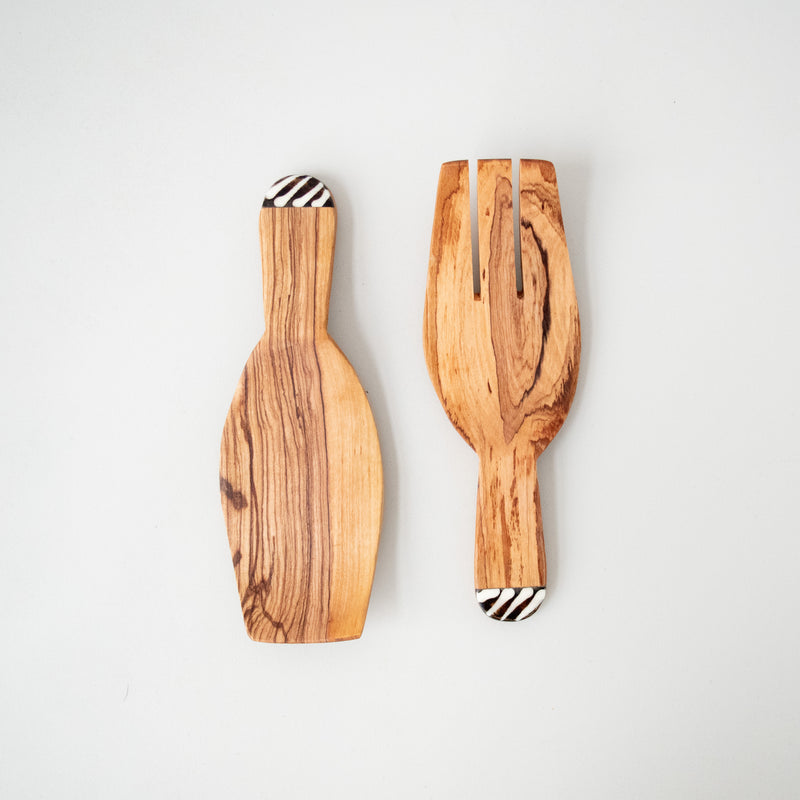Claw Spoon Set
