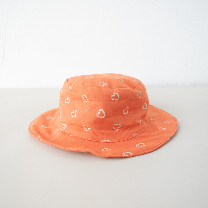 Watoto Bucket Hat - Kenyan materials and design for a fair trade boutique