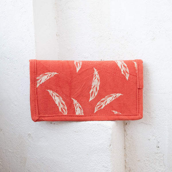 Tamaduni Folding Wallets - Kenyan materials and design for a fair trade boutique