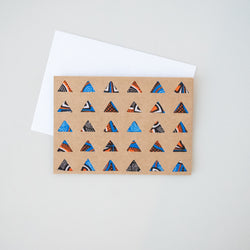 Triangles Card