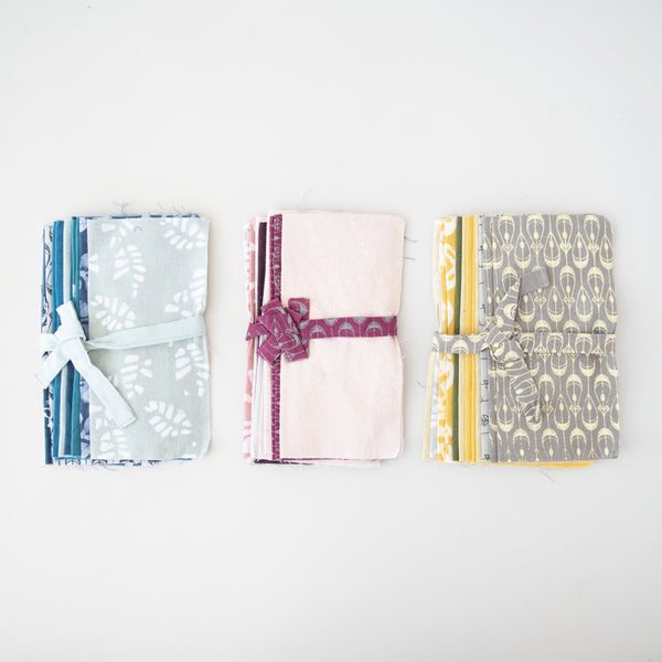 Quilting Squares - Kenyan materials and design for a fair trade boutique