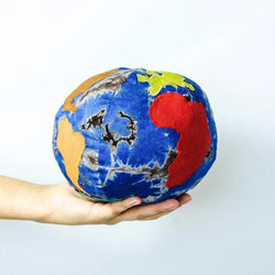Plush Globe - Kenyan materials and design for a fair trade boutique