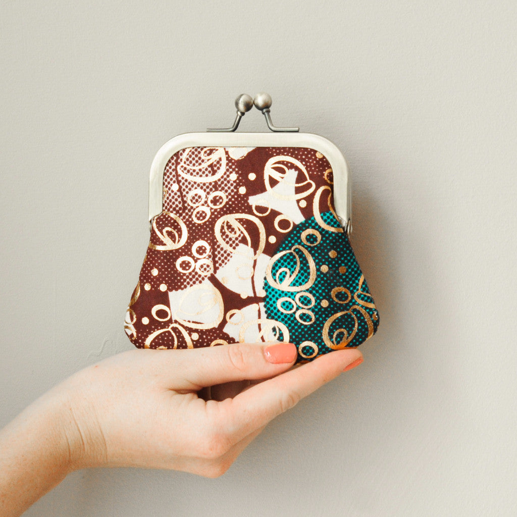 Sasstown Coin Purse