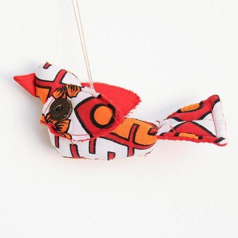 Kanga Birds - Kenyan materials and design for a fair trade boutique