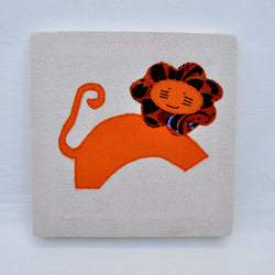 Animal Wall Hangings - Kenyan materials and design for a fair trade boutique