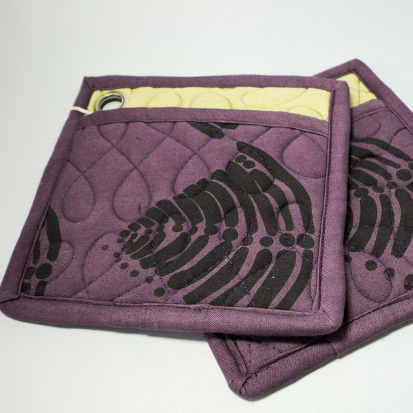 Pot Holder | Dusty Berry