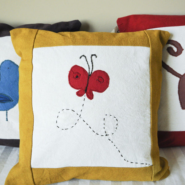 Watoto Animal Pillow