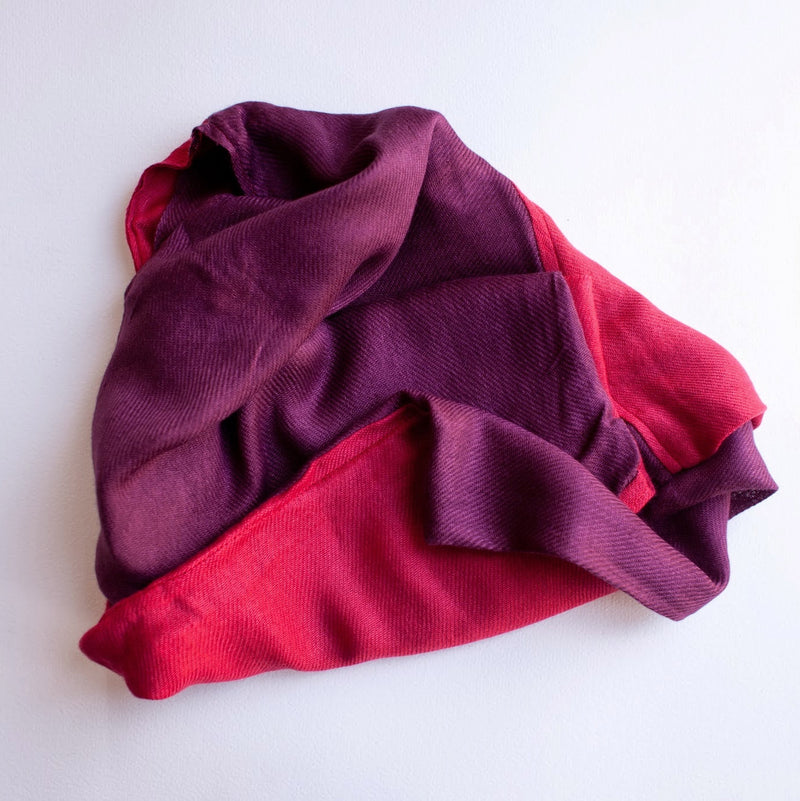 Loop Scarf - Kenyan materials and design for a fair trade boutique