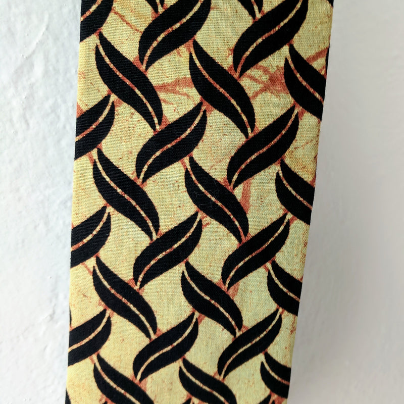 Kitenge Tie - Kenyan materials and design for a fair trade boutique