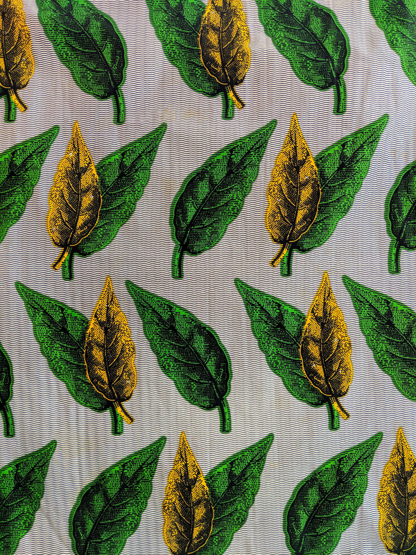 Kitenge Scrap Fabric