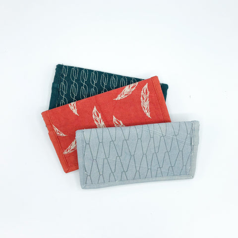 2018/19 Tamaduni Folding Wallet - Kenyan materials and design for a fair trade boutique