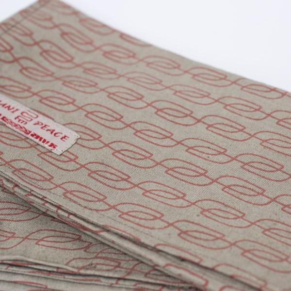 Tea Towel Set | Screen Print - Kenyan materials and design for a fair trade boutique