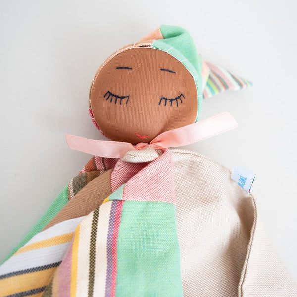 Lala Doll - Kenyan materials and design for a fair trade boutique