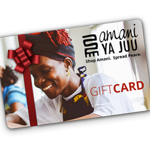 E Gift Card - Kenyan materials and design for a fair trade boutique