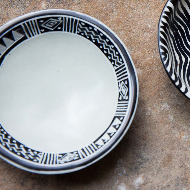 Mini Soapstone Dish - Kenyan materials and design for a fair trade boutique