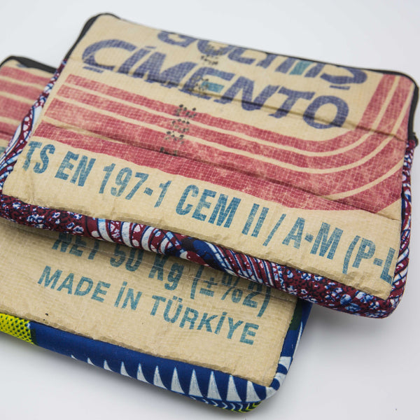 Cement iPad Case - Kenyan materials and design for a fair trade boutique