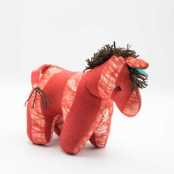 Plush Animals - Kenyan materials and design for a fair trade boutique