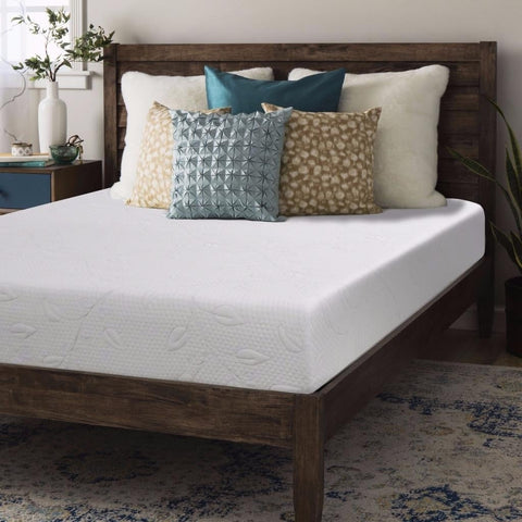 8 Inch Air Flow Memory Foam Mattress - Crown Comfort