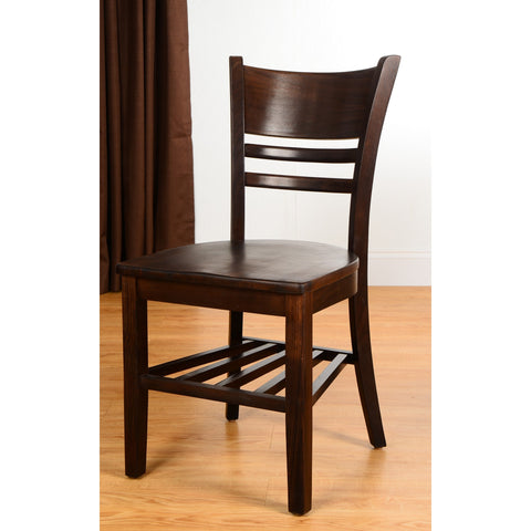 Academy Wooden Chairs (Set of 2)