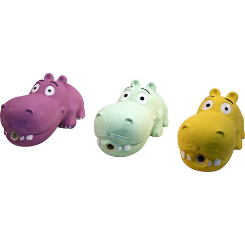 Multipet Globopotamous Hippo Dog Toy