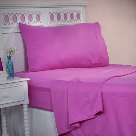 Winsor Home Series 1200 Sheet Set Twin XL - Pink