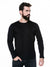 Camiseta masculina All Black - Manga longa