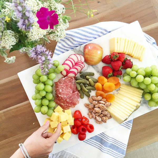 How to Assemble a Beautiful Antipasto Platter