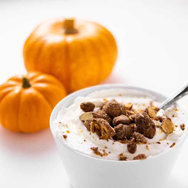 Limited Time: Seasonal Pumpkin Spice Almonds