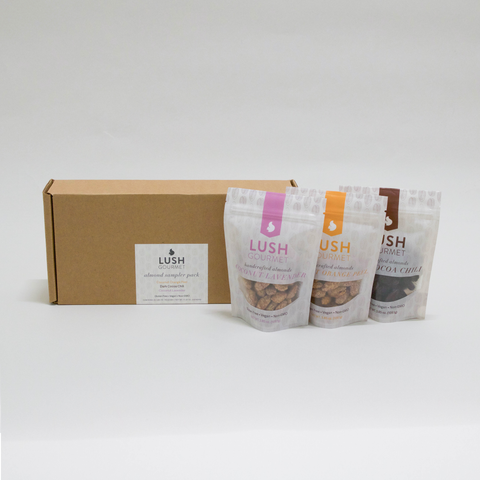 Almond Sampler Gift Box