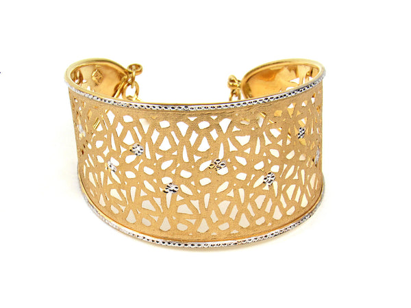 24.70g 22Kt Gold Turkish Bangle Set - 207