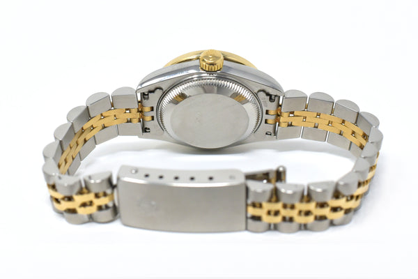 Rolex DayJust Ladies 26mm Pearl with Diamond Dial - Diamond Set