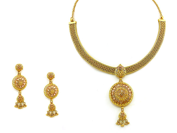 66.35g Antique Necklace Set -