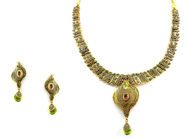 56.70g Antique Necklace Set -