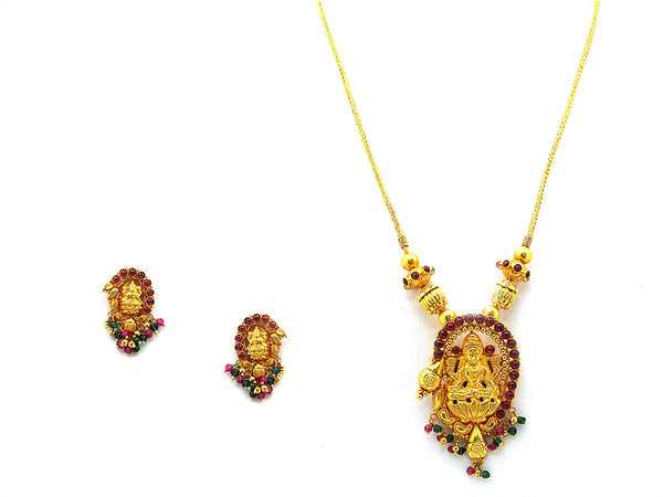29.02g Antique Necklace Set -