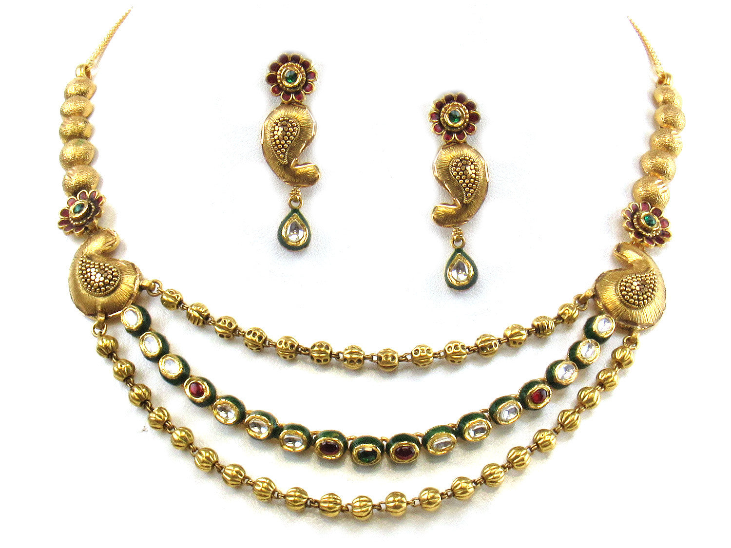 y karat necklace products ns texas yellow houston gold set usa